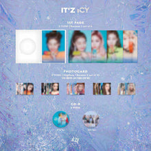 Load image into Gallery viewer, ITZY - IT'Z ICY [random]-Albums-Corea Box-Corea Box
