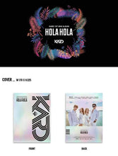 Load image into Gallery viewer, KARD - Hola Hola-Albums-Corea Box-Corea Box