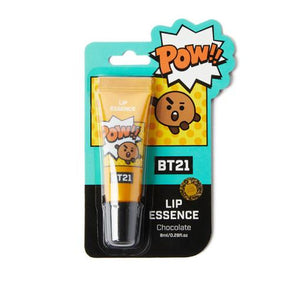 Labiales BT21 Lip Essence-BT21-Corea Box-Shooky-Corea Box
