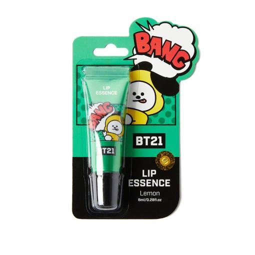 Labiales BT21 Lip Essence-BT21-Corea Box-Chimmy-Corea Box