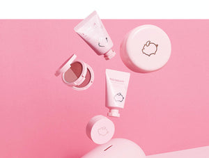 MISSHA Pig Dream Edition Kit (No.2 Brown Rosy Dream)-Cosmética-Corea Box-Corea Box