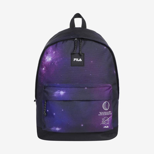 Mochilas Daily BTS x FILA VOYAGER COLLECTION (Negra/Rosa/Galaxy)-Merch-Corea Box-Galaxy-Corea Box