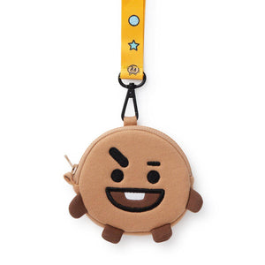 Monederos BT21 Oficiales-Merch-Corea Box-Shooky-Corea Box