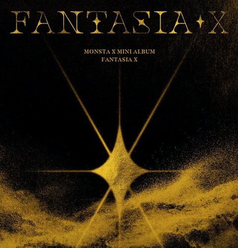 Monsta X - 8th Mini, FANTASIA X