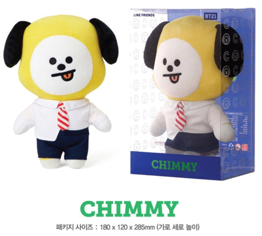 Peluches BT21 After School Oficiales-BT21-Corea Box-Chimmy-Corea Box