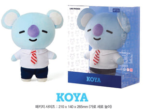 Peluches BT21 After School Oficiales-BT21-Corea Box-Koya-Corea Box