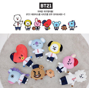 Peluches BT21 After School Oficiales-BT21-Corea Box-Corea Box