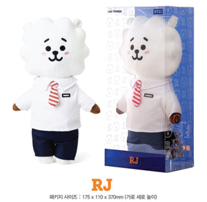 Peluches BT21 After School Oficiales-BT21-Corea Box-RJ-Corea Box