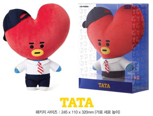 Peluches BT21 After School Oficiales-BT21-Corea Box-Tata-Corea Box