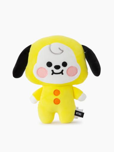 Peluches BT21 BEBÉ Cuerpo de Pie-BT21-Corea Box-Chimmy-Corea Box