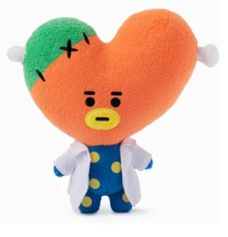 Peluches BT21 Halloween Oficiales-Merch-Corea Box-Tata-Corea Box