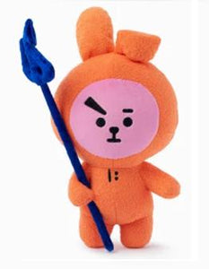 Peluches BT21 Halloween Oficiales-Merch-Corea Box-Cooky-Corea Box