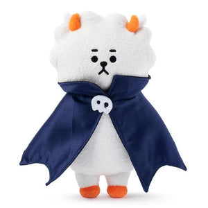 Peluches BT21 Halloween Oficiales-Merch-Corea Box-RJ-Corea Box