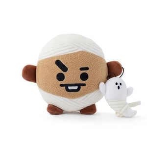 Peluches BT21 Halloween Oficiales-Merch-Corea Box-Shooky-Corea Box