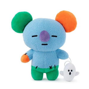 Peluches BT21 Halloween Oficiales-Merch-Corea Box-Koya-Corea Box