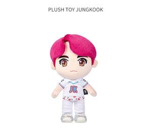 PELUCHES OFICIALES de la POP-UP de BTS-Merch-Corea Box-Jungkook-Corea Box