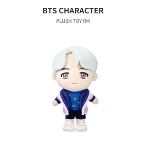 PELUCHES OFICIALES de la POP-UP de BTS-Merch-Corea Box-RM-Corea Box