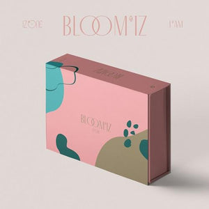 [PRE-ORDER] IZ*ONE - BLOOM*IZ / 1ST ALBUM (random)-Albums-Corea Box-IAmVer.-Corea Box