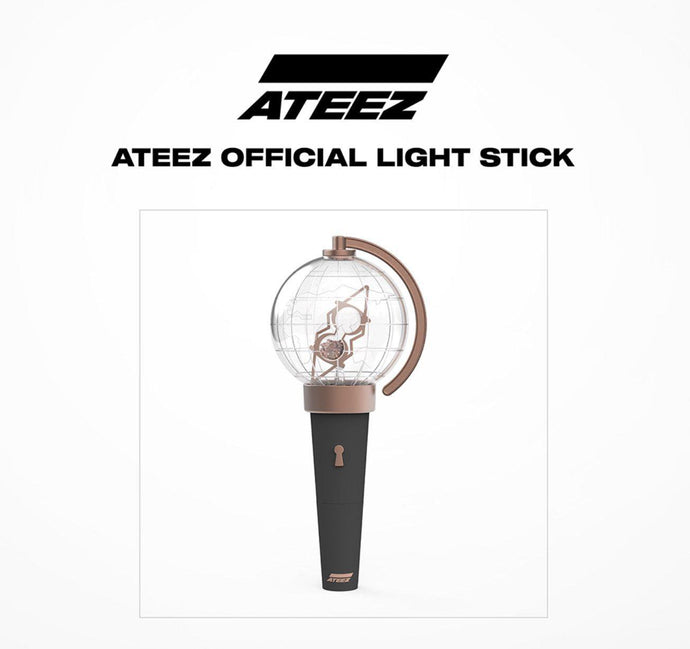 [Preorder] ATEEZ Light Stick OFICIAL-Merch-Corea Box-Corea Box