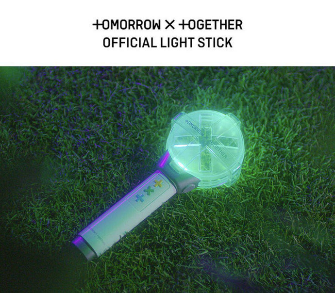 (Preorder) TXT Lightstick Oficial-Merch-Corea Box-Corea Box