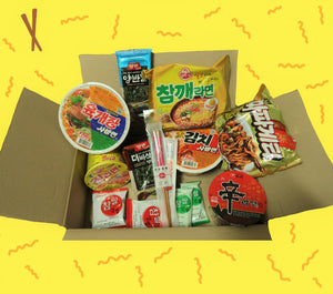 RAMEN BOX 🍜🥢🥡-Snacks-Corea Box-Original 🔥-Corea Box