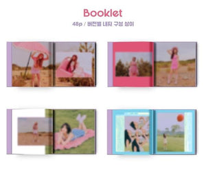 Red Velvet The ReVe Festival DAY 2 (7th Mini Album)-Albums-Corea Box-Corea Box