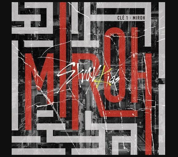 Stray Kids CLÉ 1, MIROH [VERSION RANDOM]-Albums-Corea Box-Corea Box