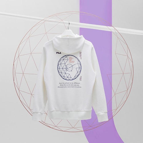 Sudaderas con capucha BTS x FILA VOYAGER COLLECTION-Merch-Corea Box-Corea Box