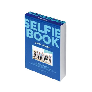 Superjunior - Selfie Book-Albums-Corea Box-Corea Box