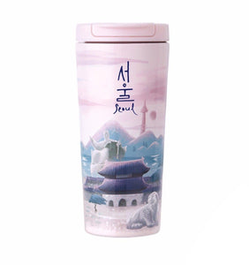 Termos STARBUCKS edición COREA Oficial (Korea Edition Official Starbucks Tumblrs )-Merch-Corea Box-Corea Box