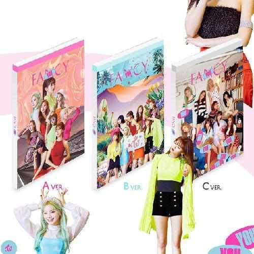 TWICE- FANCY YOU (RANDOM)-Albums-Corea Box-RANDOM-Corea Box