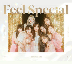 Twice Mini 8th Album Feel Special (versión random)-Albums-Corea Box-Corea Box