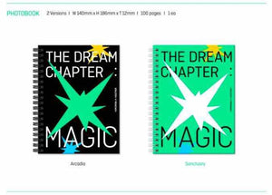 TXT(Tomorrow by Together) - The Dream Chapter: MAGIC [Versión Random]-Albums-Corea Box-Corea Box