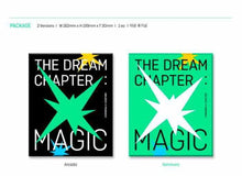 Cargar imagen en el visor de la galería, TXT(Tomorrow by Together) - The Dream Chapter: MAGIC [Versión Random]-Albums-Corea Box-Random-Doblado-Corea Box