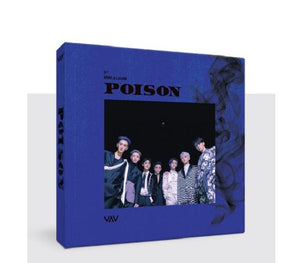 VAV 5th Mini Album - Poison-Albums-Corea Box-Corea Box