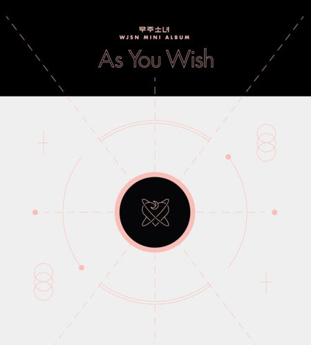 WJSN (Cosmic Girls) - As you wish-Albums-Corea Box-Corea Box