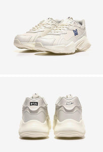 Zapatillas BT21 Reebok Oficiales TURBO IMPULSE CLEAN 2020-Ropa-Corea Box-Corea Box