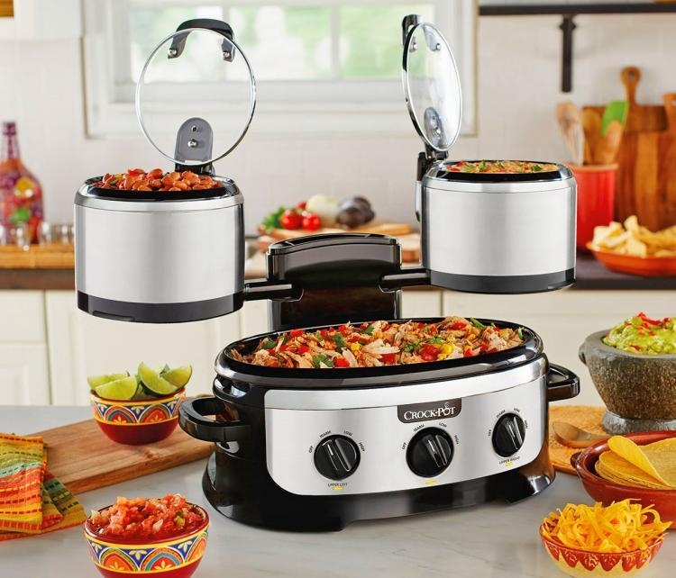 Multifunctional Space Saver Crock Pot [FREE SHIPPING]