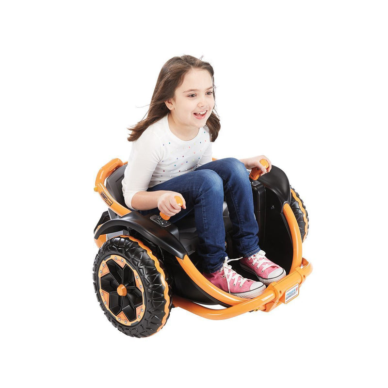 Power Wheels Wild Thing 360 Spinning Ride