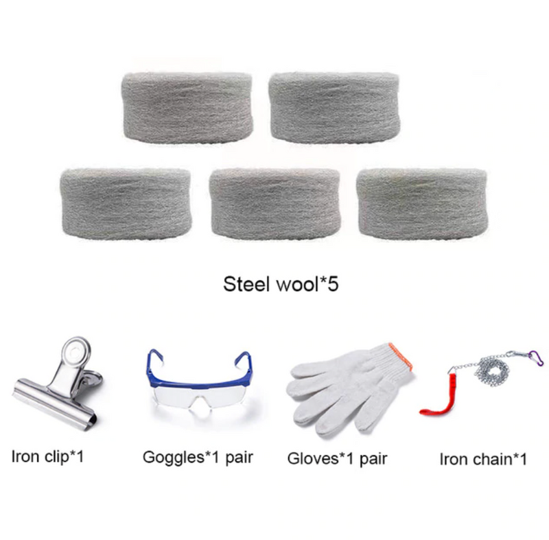 New generation Rainbow steel wool[FREE SHIPPING]⭐️⭐️⭐️⭐️⭐️