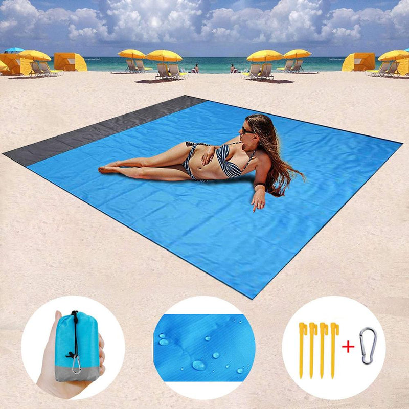Sandproof Beach Blanket Lightweight[FREE SHIPPING]⭐️⭐️⭐️⭐️⭐️