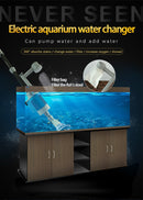 20/28W Electric Aquarium Fish Tank Water Change