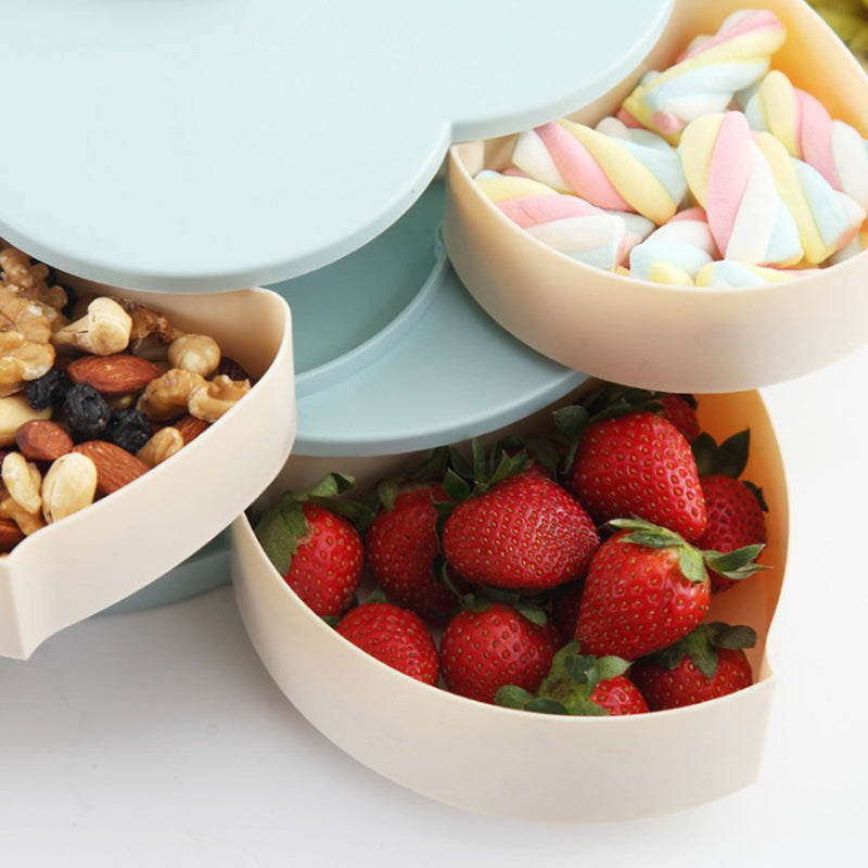 Flower Bloom Snack Box