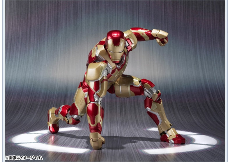 LIMITED EDITION IRON MAN MK42 MODEL 1.0