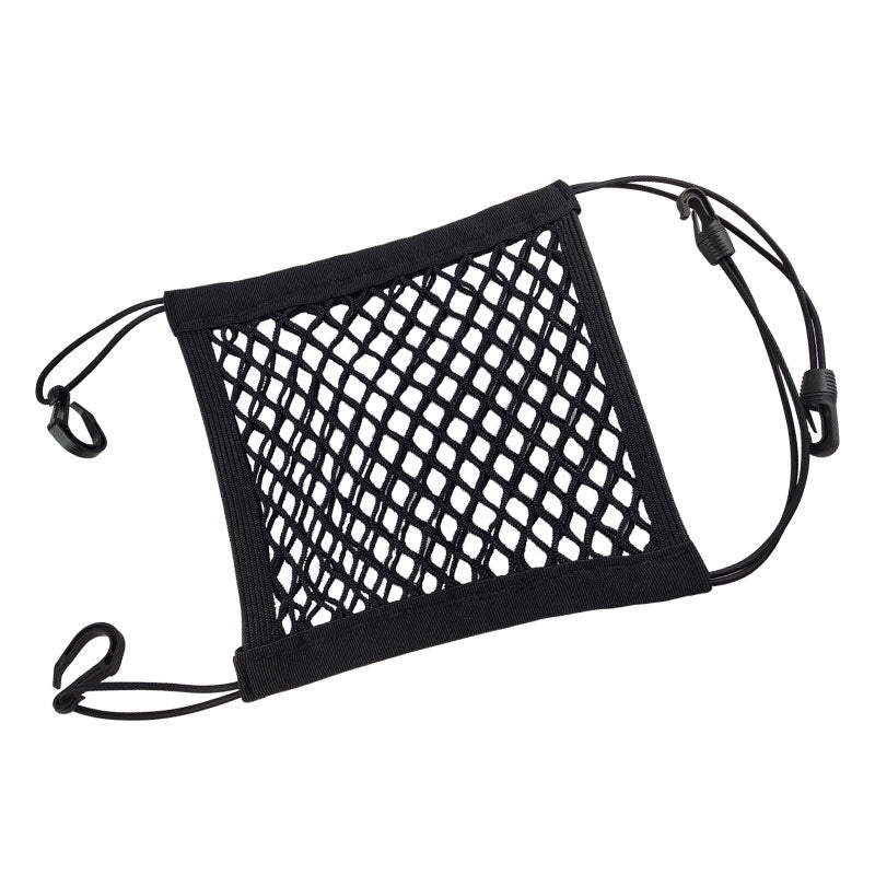 Elastic Mesh Net trunk Bag