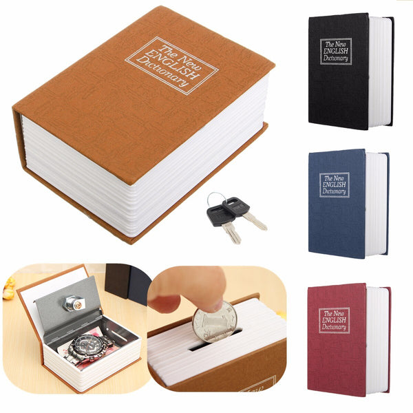 Secret Book Safe Box[FREE SHIPPING]