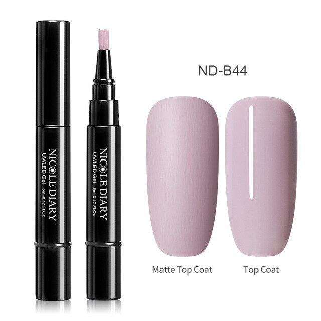 18 Colors One Step Nail Polish Pen  |FREE SHIPPING⭐️⭐️⭐️⭐️⭐️