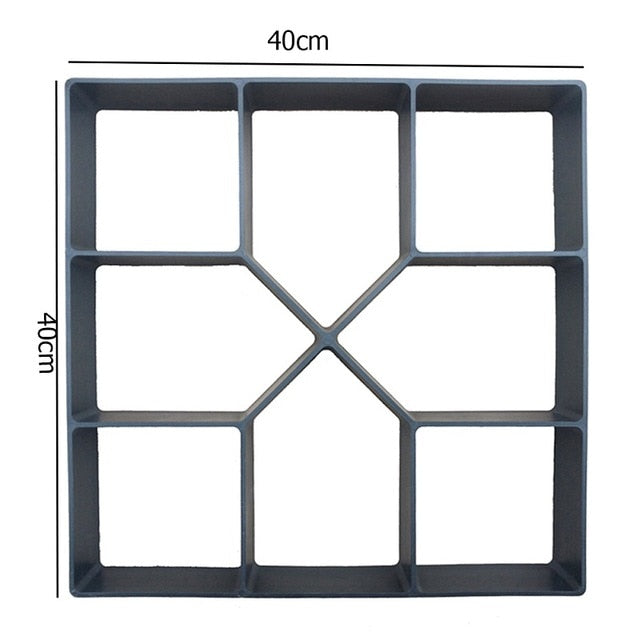 Patio Paving Mold-PATIO BUILDING TOOL