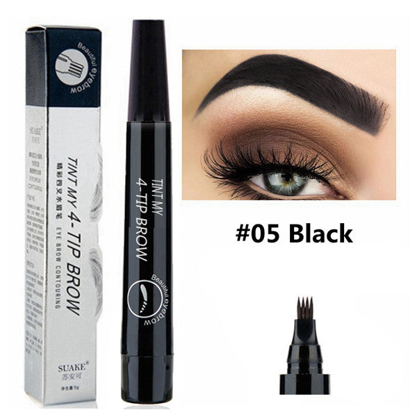 Natural Tattoo Eyebrow Pen[FREE SHIPPING]