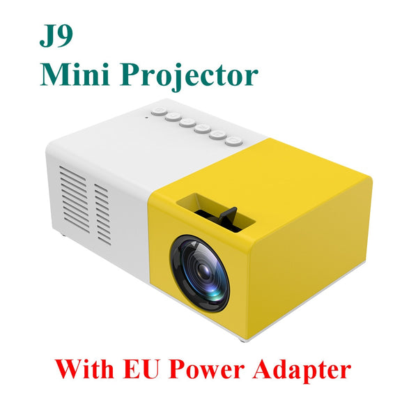 PROJECTOR - ORIGINAL HD PORTABLE POCKET PROJECTOR